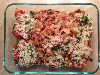 Italian pasta substitute